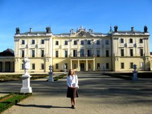 Uniwersytet Medyczny w Białymstoku - Pałac Branickich